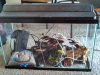 I have a 30 gallon tank for sale that is brand new, the
