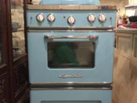 "Big Chill 30"" Gas Stove. We are providing a brand new,"