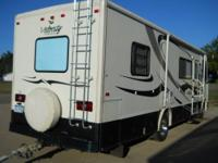 This Motor Home has been redesigned for the comfort of