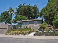 Quintessential Pt Reyes bungalow features 2BD/1BA home