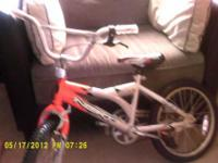 I have my sons bike for sale he only road it a couple