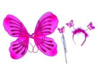 30% Off, Butterfly Wings Set with Free Shipping by