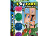 30% Off, Zoo Glitter Tattoo Kits with Free Shipping by