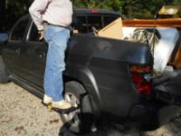 For Sale - Portable truck bed loading step Very handy