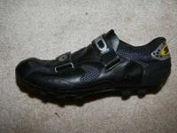 I have a pair of SIDI SPD Cycling shoes (Made in Italy)