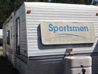 For sale is a very nice 2000 30 Sportsmen Bunkhouse