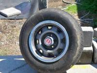 got rims and tires that came off a ford ranger truck