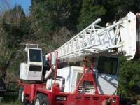 30 Ton Crane call  Location: Sebring