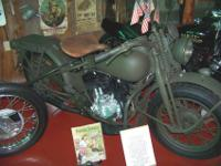 Vintage/ Antique Motorcycle Collection, with over 100