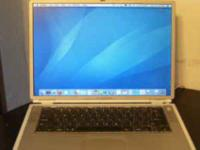 I am selling a fifteen MAC PowerBook for Cheap. It Is