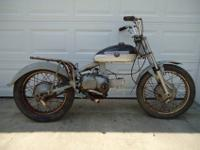 Vintage SX350 great for restore project or parts. Top