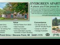 I have a room open in the evergreen available ASAP. The
