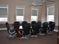 Beautiful Executive Board room available for Board of