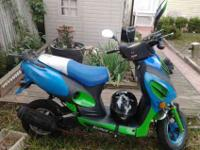 i need to sell my scooter to go to NC, and i cant put