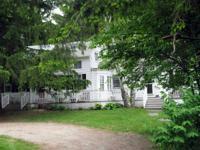 Rent a comfy 1840 Berkshire farmhouse set on 26 acres.
