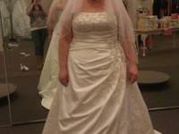 I have 2 plus size wedding dresses for sale. I wore