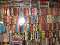 We have 300 Brand new VHS that we are needing to sell.