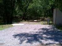 3 RV or camper sites, large lots with city water and