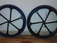 I HAVE A SET OF MAG WHEEL FOR A MTN FOR DISC BRAKES