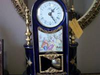 This is a beautiful hand painted reproduction French