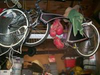 i have this fully custom lowrider bike for sale. frame