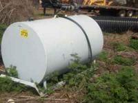 300 Gallon Fuel Tank w/ skids Call  Location: Sebring