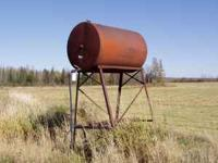 for sale 300 gallon fuel tank with filter hose and
