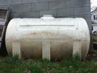for sale a 300 gallon water tank hasnt been used in a