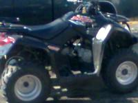 2008 Low Miles n hours 300 KYMCO automatic 4 WHEELER