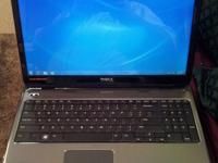 Dell Inspiron N5010 Laptop with a Brushed Charcoal