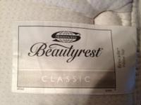 Simmons Beauty Rest Mattress for sale, includes both