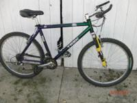 TREK ZX 7000 ALUMINUM SERIES Mountain Bike 18.5 inch