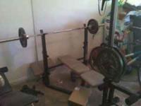 I am selling my weight set I am moving soon and need to