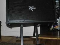STEREO CHORUS 120W AND AMP STAND Rogue Stereo Chorus