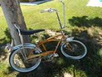 VERY NICE VINTAGE WESTERN FLYER BUZZ BIKE 3 WITH