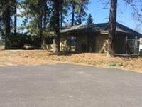 1200 SF OFFICE BUILDING ON A 2 ACRE FENCED LOT.