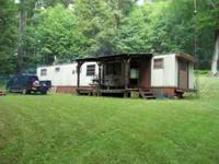 Camp in Whig Hill area near Flying W Ranch and