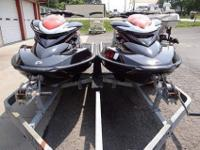 Sea-Doo furthered the thrill with loads of