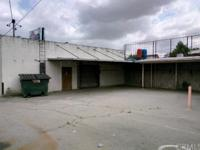 Free standing warehouse, zoned CM, can also be