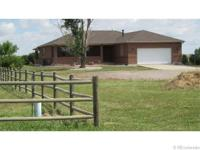 Great combination! Nice home and land with irrigation