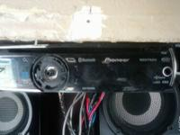 Stereo Equip...Pioneer Deck Features:: IT IS MISSING A