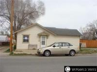 Cute 2 bedroom, 1 bath bungalo situated on a corner lot