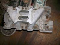 B & A Ford Performance 302 Street Boss intake, create a