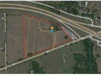 23.26 acres located at I-10 and Hwy 90 in Schulenburg.