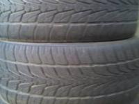 I have a set of used 305/40r/22 for sell they are in