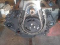 I bought this engine to put in a street truck and lost
