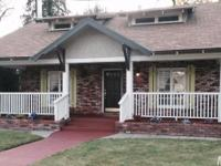 Lovely Craftsman Style charmer located in the college