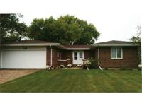 This properly maintained 3BR, 2BA home is in a