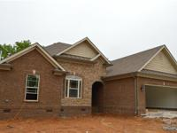 NEW ALL BRICK HOME! Specialty ceiling configurations