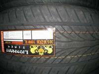 We have 305 30 26 Lionhart tires on special- the